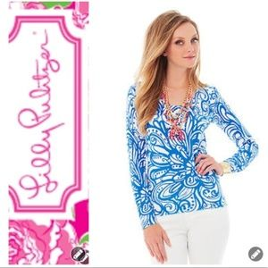"LILLY PULITZER ""Adelaide"" Sweater - Size Large"